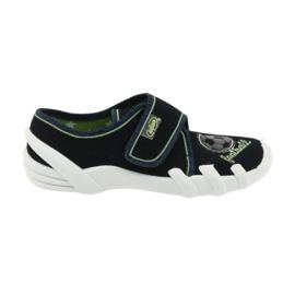 Navy Befado children's shoes 273X247