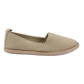 Brown Children's Espadrilles