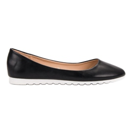 Yes Mile black Classic Ballerina
