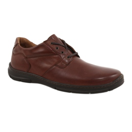 Badura shoes men comfort 3509 brown
