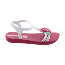 Sandals fragrant Ipanema 82539 ladybird