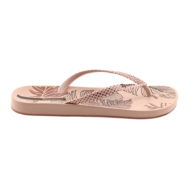 Women's flip flops Ipanema 82525 powder