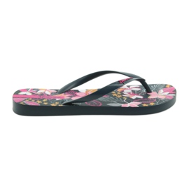 Women's slippers fragrant Ipanema 82661 navy blue