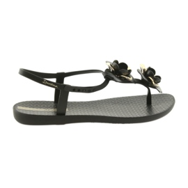 Ipanema sandals women's shoes with flowers 82662