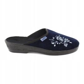 Befado women's shoes pu 219D426 navy