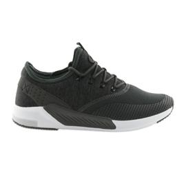 Grey Men's sports shoes DK 18470 gray