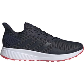 Running shoes adidas Duramo 9 M F34498 navy