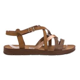 Filippo brown Casual Sandals
