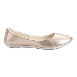 Vinceza Golden Ballerina brown