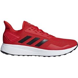 Running shoes adidas Duramo 9 M F34492 red