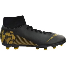 Football shoes Nike Mercurial Superfly 6 Club Mg M AH7363-077 black multicolored