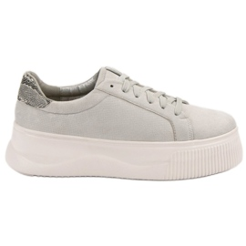 Vices grey Light Gray Creepers