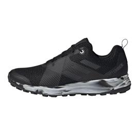 Running shoes adidas Terrex Two M BC0496 black