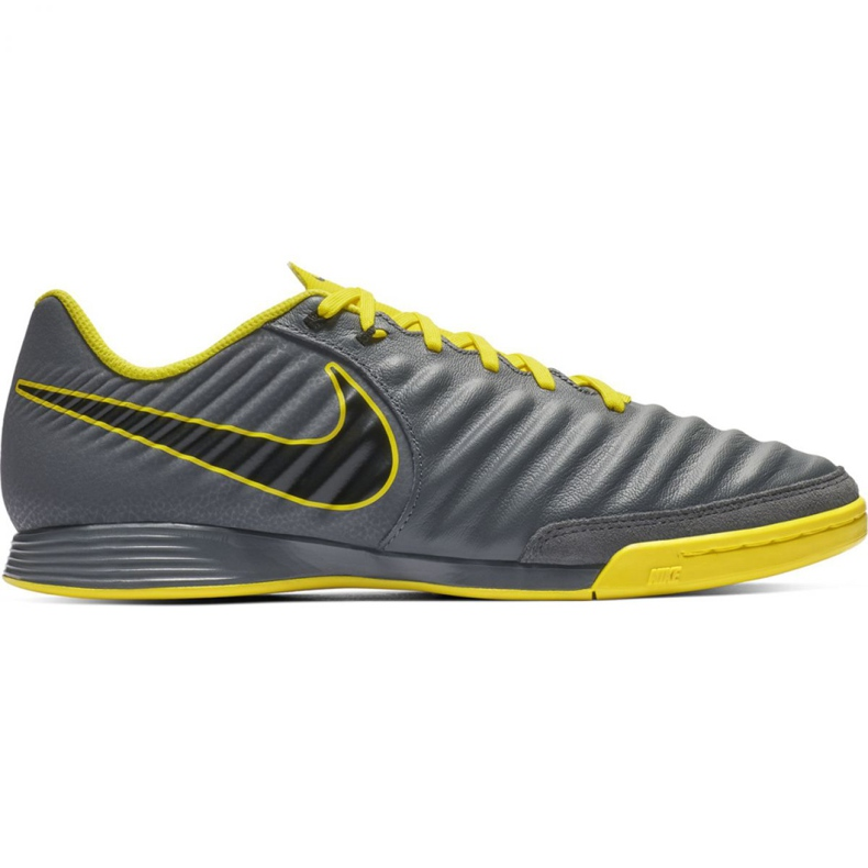 Indoor shoes Nike Tiempo Legend 7 Academy Ic M AH7244-070 grey of graphite
