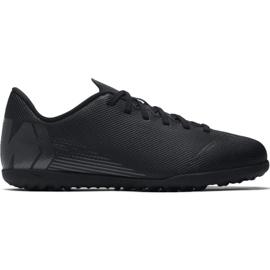 Nike Mercurial Vapor X 12 Club Tf Jr AH7355-001 Football Shoes
