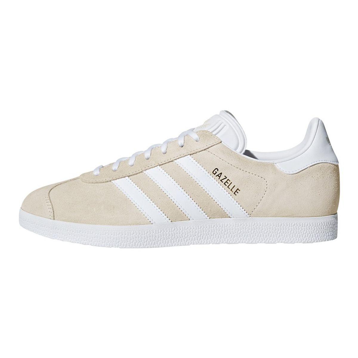 Adidas Originals Gazelle W B41646 shoes beige
