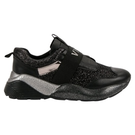 Slip-on VICES Sports Shoes black
