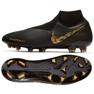 Football shoes Nike Phantom Vsn Elite Df Fg M AO3262-077 black black