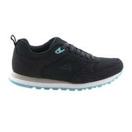 American Club WT26 sports shoes. Dark blue