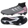 Football boots adidas Predator 19.3 Fg W F97528 gray / silver grey