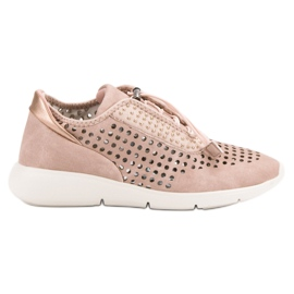 Aclys pink Light Sport Shoes