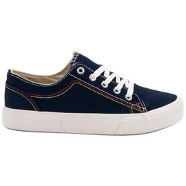 Kylie Dark blue sneakers navy