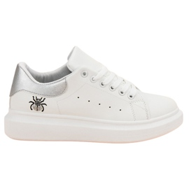 Kylie Fashionable Sport Shoes white