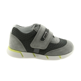 Grey Sports sneakers Bartek 51949 gray