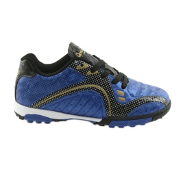 Sports turf on the American Club OG29 royal blue