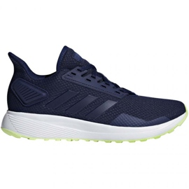 Running shoes adidas Duramo 9 W F34666 navy