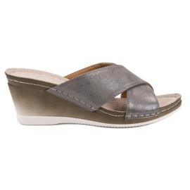 Flip-flops on the VINCEZA grey