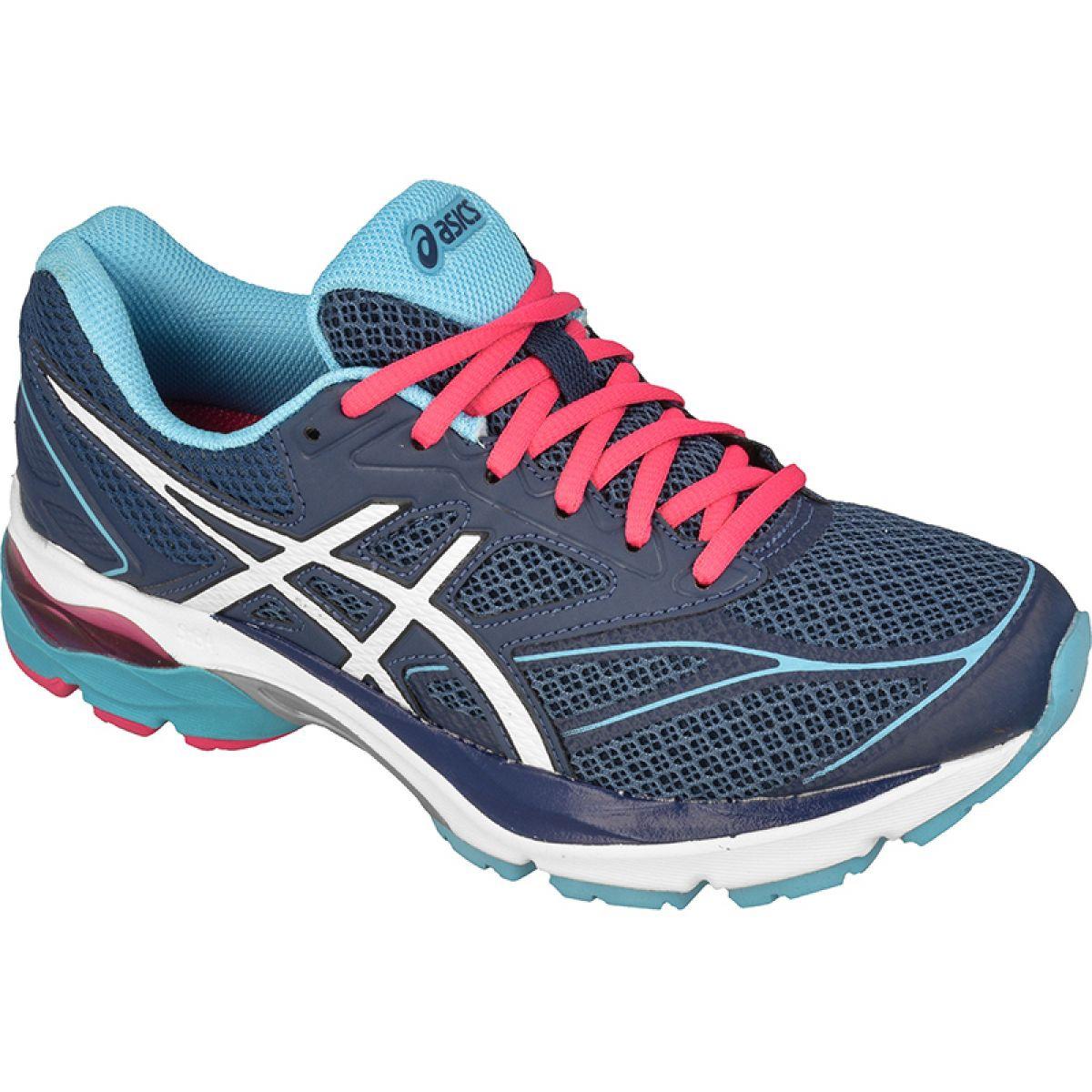 Navy Shoes Pulse W 8 5801 Running Gel pl T6e6n Butymodne Asics vY7gIbf6y