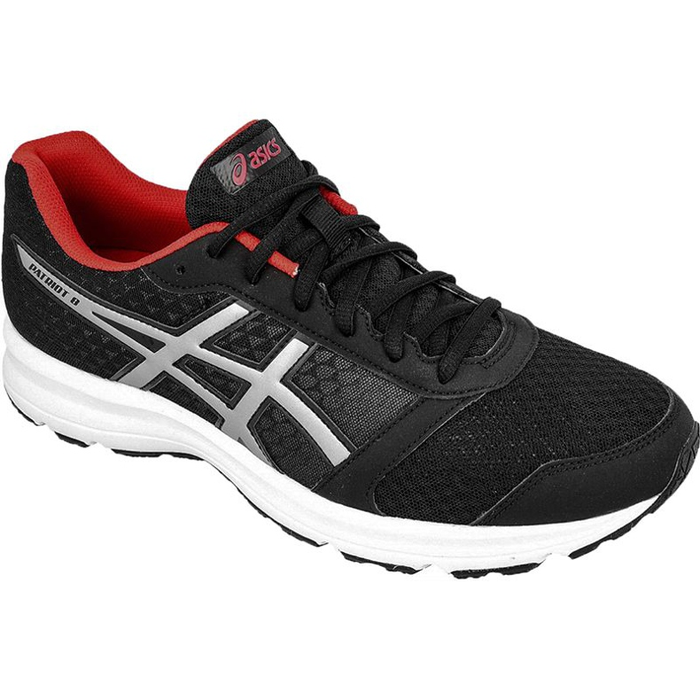 Running shoes Asics Patriot 8 M T619N-9091 black