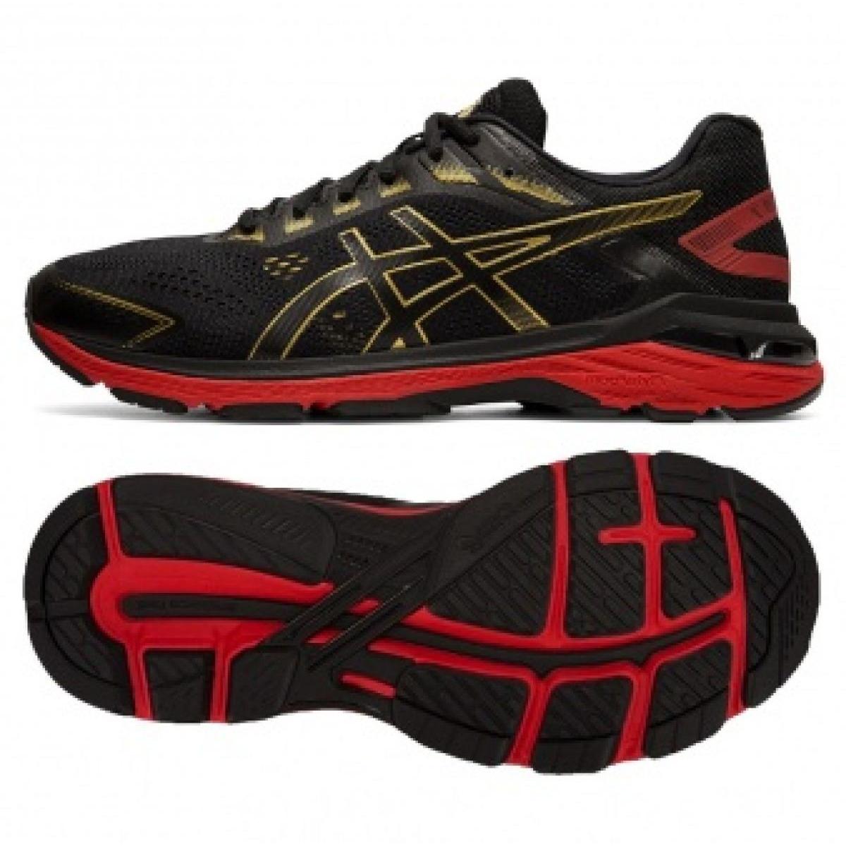 pretty nice e6fb3 3c275 Black Running shoes Asics GT-2000 7 M 1011A262-001