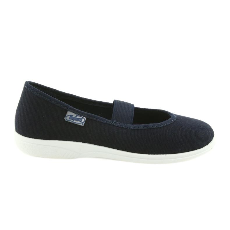 Befado children's comfort shoes 274Y005 navy