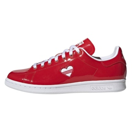 Adidas Originals Stan Smith shoes in G28136 red