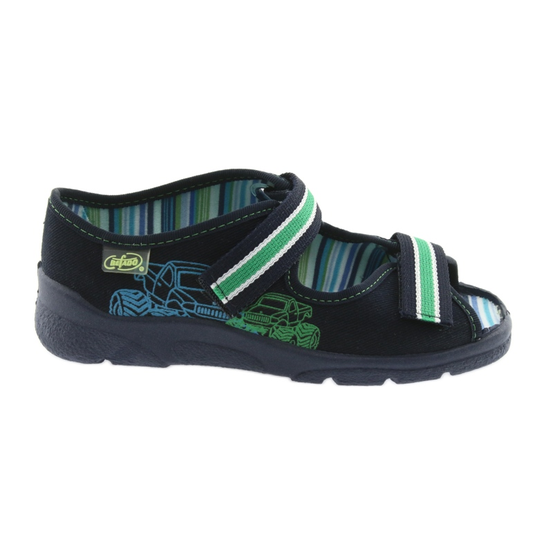 Befado children's shoes up to 23 cm 969X073