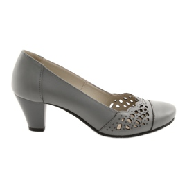 Grey Women's shoes Gregors 745 gray