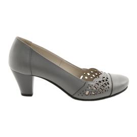 Women's shoes Gregors 745 gray grey
