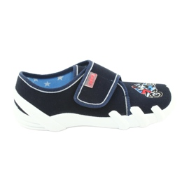 Navy Befado children's shoes 273Y255