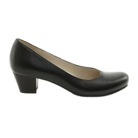 Women's pumps Gregors 702 black
