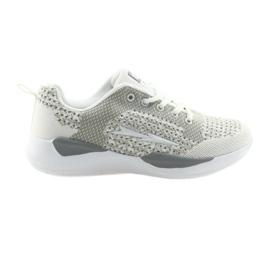 Women's sports DK SA349 white / gray