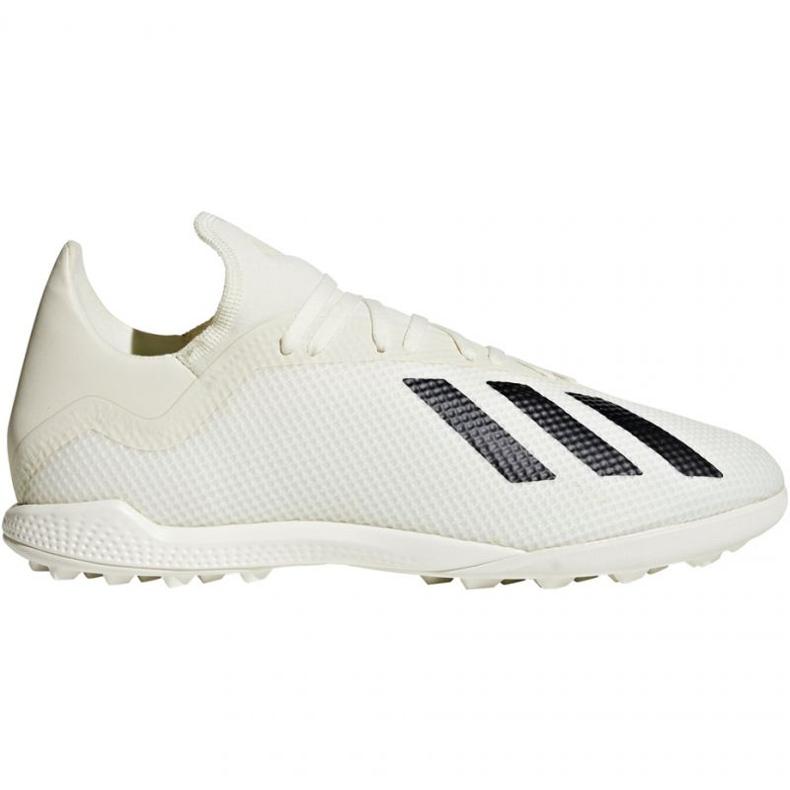 Football shoes adidas X Tango 18.3 Tf M DB2474 white white