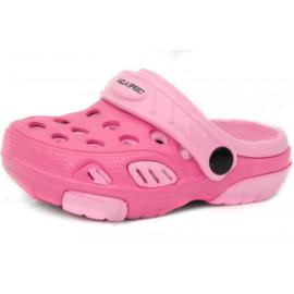 Pink Slippers Aqua-speed Lido col 03