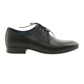 Men's classic canvas shoes Nikopol 1693 black