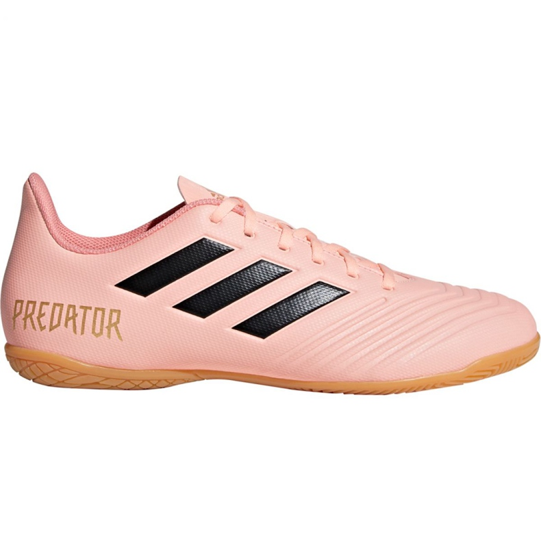 Indoor shoes adidas Predator Tango 18.4 In M DB2139 pink multicolored