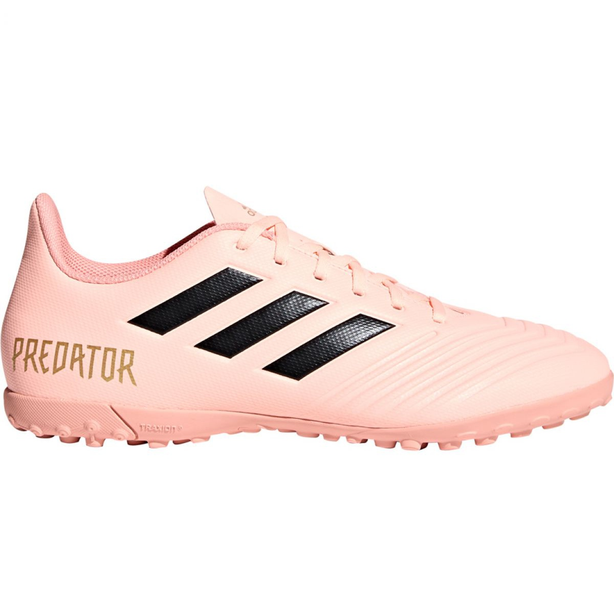 local in the middle of nowhere Spoil  Football boots adidas Predator Tango 18.4 Tf M DB2142 pink multicolored -  ButyModne.pl