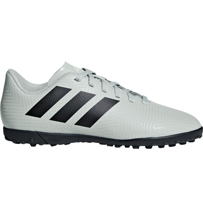 Adidas Nemeziz Tango 18.4 Tf Jr DB2380 football shoes white multicolored