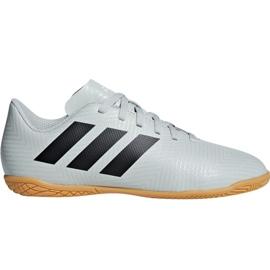 Adidas Nemeziz Tango indoor shoes 18.4 In Jr DB2383 white multicolored