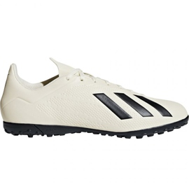 Adidas X Tango 18.4 Tf M DB2478 football shoes white white